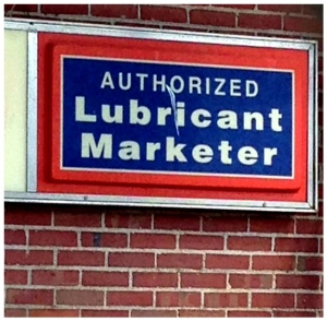 authorized lubricant marketer