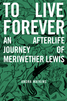 to live forever book cover