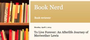 book nerd logo