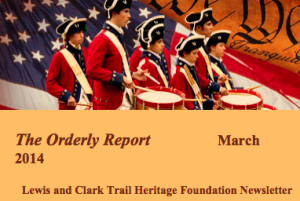 lewis and clark trail heritage foundation newsletter