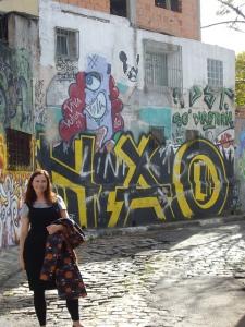 sao paulo grafitti