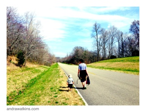 natchez trace, make a memory